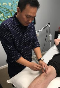 Get to Know Your Practitioner: Acupuncturist Hugh Kim, L.Ac